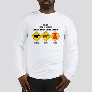 Gummi Bear Warning - Tahoe Long Sleeve T-Shirt