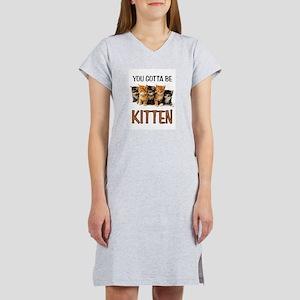 KITTENS Women's Nightshirt