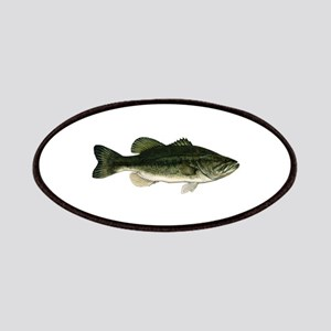 Largemouth Bass Patches