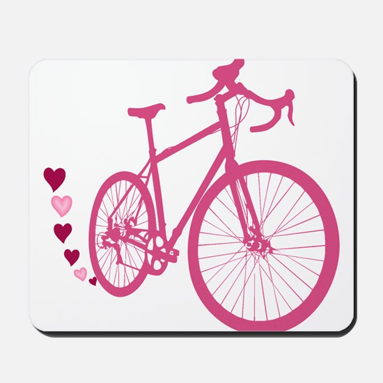 Bike Love Mousepad