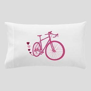Bike Love Pillow Case