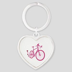Bike Love Keychains