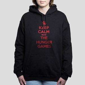 K C Read Hunger Games Hooded Sweatshirt