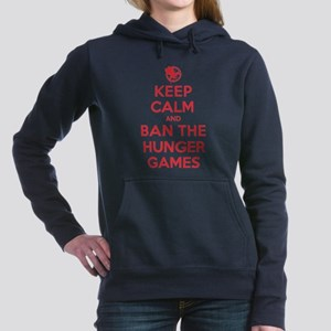 K C Ban Hunger Games Hooded Sweatshirt