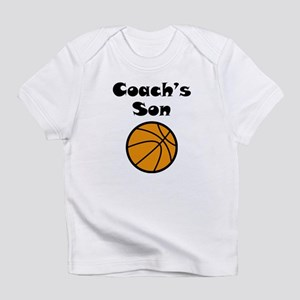 Basketball Coachs Son Infant T-Shirt