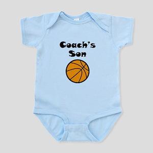 Basketball Coachs Son Body Suit