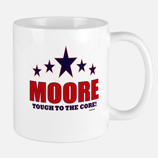 Moore Tough To The Core Mug