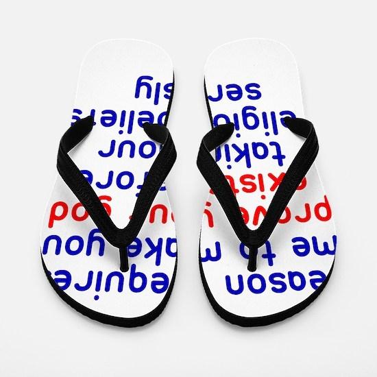 Reason Requires Flip Flops