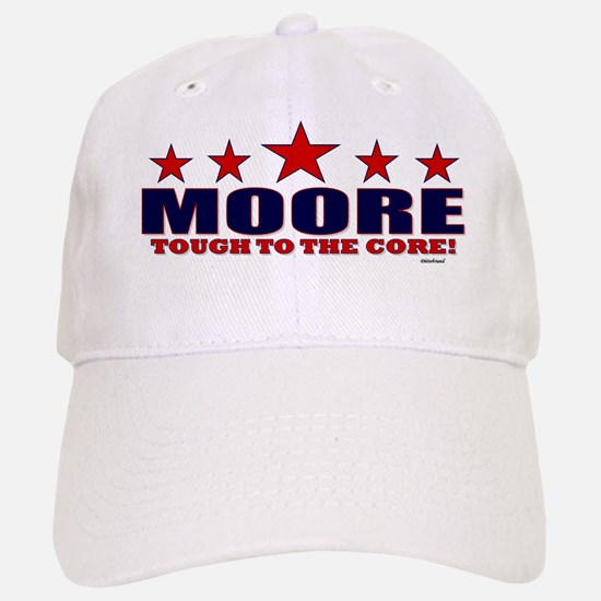 Moore Tough To The Core Baseball Baseball Cap
