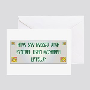 Hugged CAO Greeting Cards (Pk of 10)