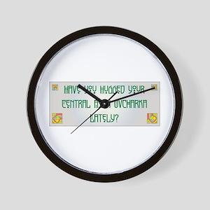 Hugged CAO Wall Clock