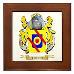 Ferrieres Framed Tile
