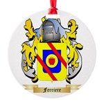 Ferriere Round Ornament
