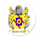 Ferriere Round Car Magnet