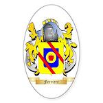 Ferriere Sticker (Oval)