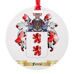 Ferrie Round Ornament