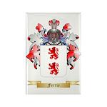 Ferrie Rectangle Magnet (10 pack)
