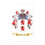 Ferrie Sticker (Rectangle 50 pk)