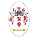 Ferrie Sticker (Oval 10 pk)