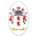 Ferrie Sticker (Oval 50 pk)