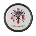 Ferrie Large Wall Clock