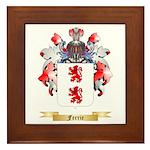 Ferrie Framed Tile