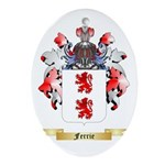 Ferrie Ornament (Oval)