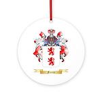 Ferrie Ornament (Round)
