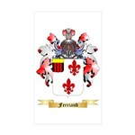 Ferriaud Sticker (Rectangle 50 pk)