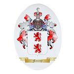 Ferrey Ornament (Oval)