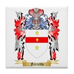 Ferretto Tile Coaster