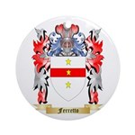 Ferretto Ornament (Round)