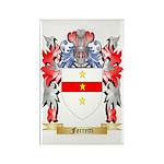 Ferretti Rectangle Magnet (10 pack)