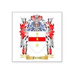 Ferretti Square Sticker 3