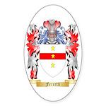 Ferretti Sticker (Oval)