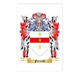 Ferretti Postcards (Package of 8)