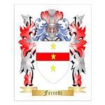 Ferretti Small Poster