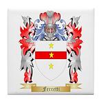 Ferretti Tile Coaster