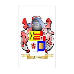 Ferres Sticker (Rectangle)