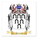 Ferrers Square Car Magnet 3