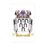 Ferrers Sticker (Rectangle 50 pk)