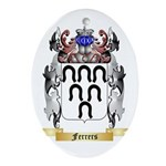 Ferrers Ornament (Oval)