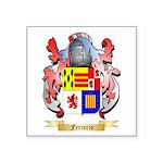 Ferrerio Square Sticker 3