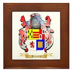 Ferrerio Framed Tile