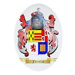Ferrerio Ornament (Oval)