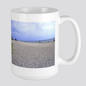 Relaxing Day on the Beach Mugs