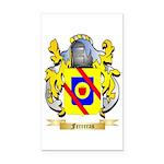 Ferreras Rectangle Car Magnet
