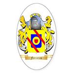 Ferreras Sticker (Oval 50 pk)