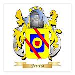 Ferrera Square Car Magnet 3