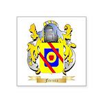Ferrera Square Sticker 3